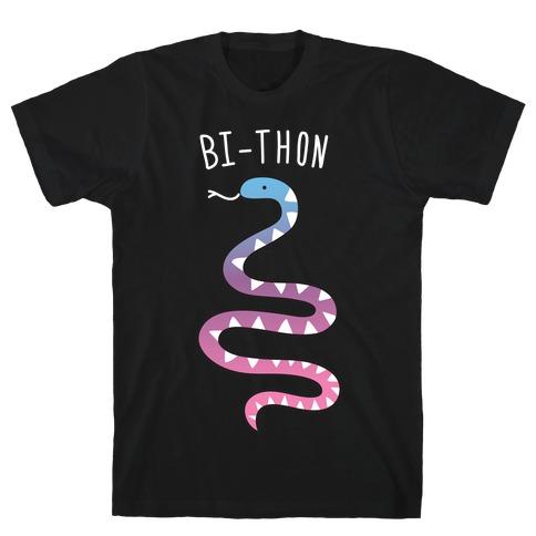 Bi-thon Bi Python T-Shirt