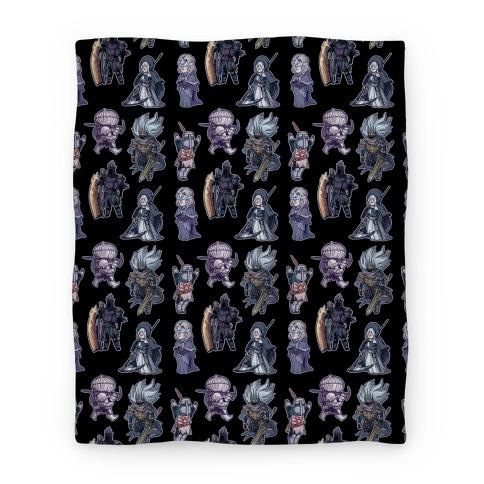 Cutie Souls Blanket