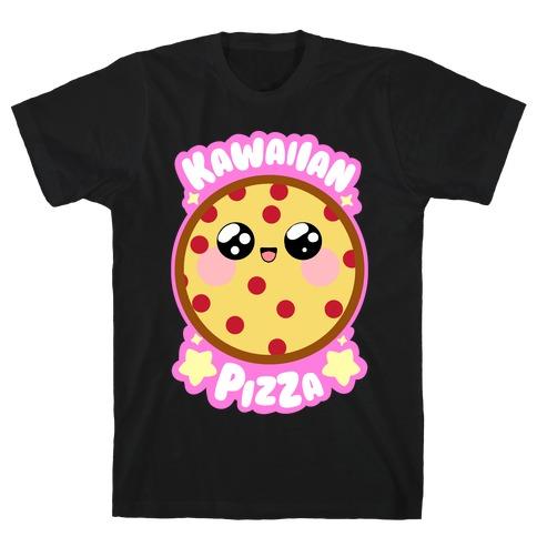 Kawaiian Pizza T-Shirt