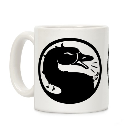 Mortal Honkbat Coffee Mug