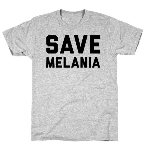 Save Melania Mens T-Shirt