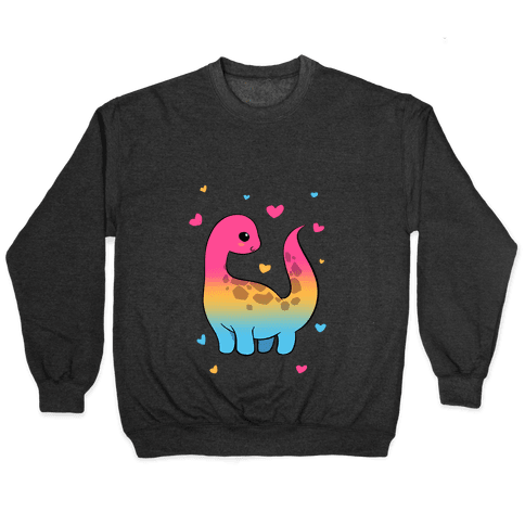 Pansexual-Dino Pullover