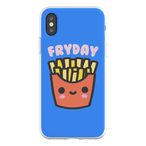 Fryday Phone Flexi-Case