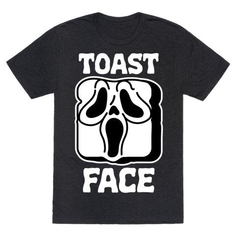 Toast Face T-Shirt
