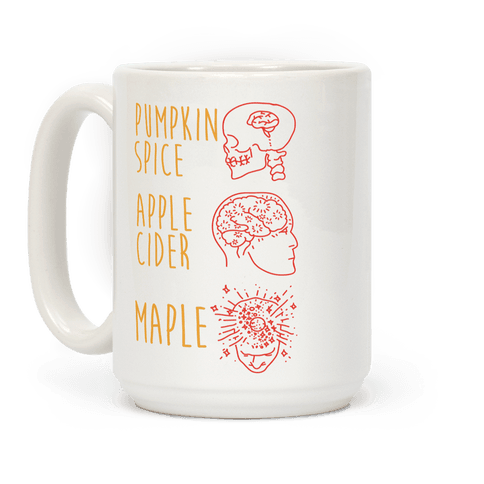 Pumpkin Spice Mind Expansion Coffee Mug