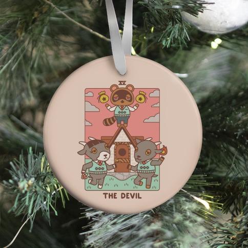 The Devil Tom Nook Ornament