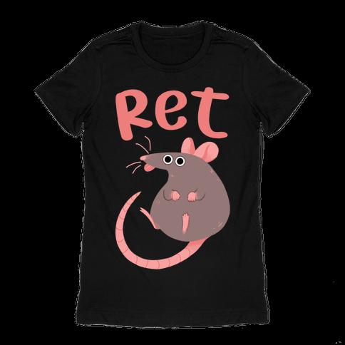 Ret Womens T-Shirt