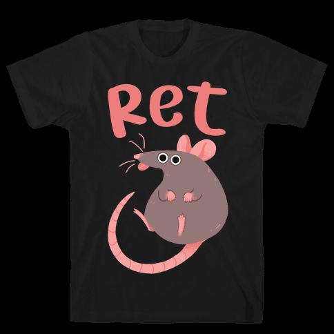 Ret Mens/Unisex T-Shirt