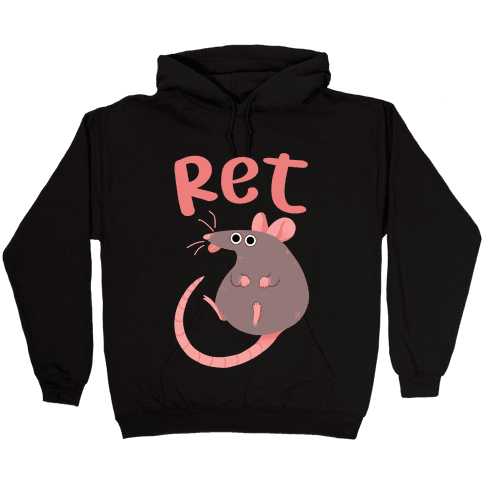 Ret Hooded Sweatshirt