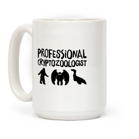 Professional Cryptozoologist Coffee Mug