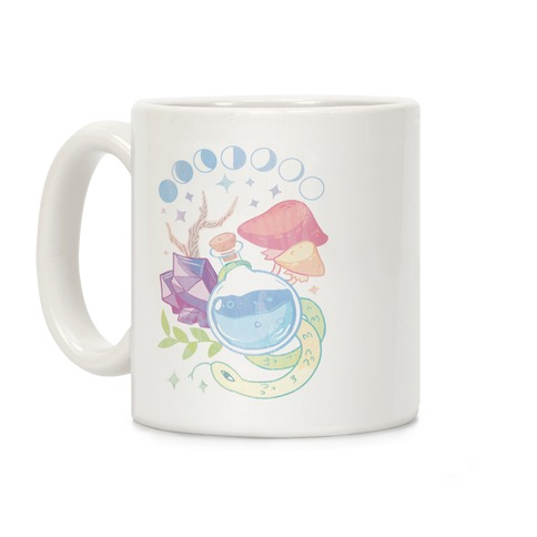 Witchy Pastel Things Coffee Mug