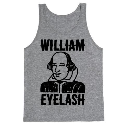 William Eyelash Tank Top