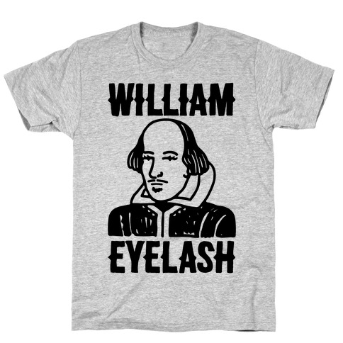 William Eyelash T-Shirt