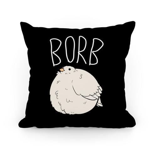 Borb Pillow