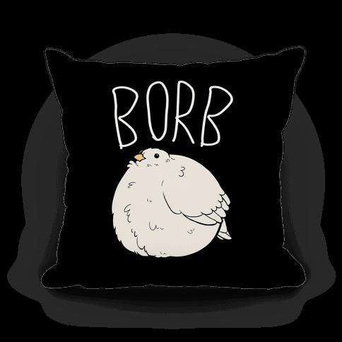 Borb Pillow