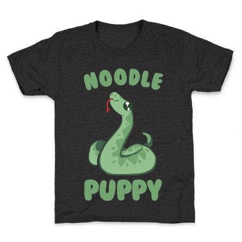Noodle Puppy Kids T-Shirt