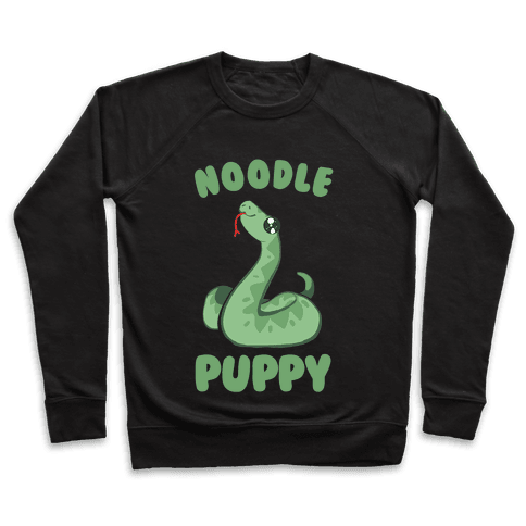 Noodle Puppy Pullover