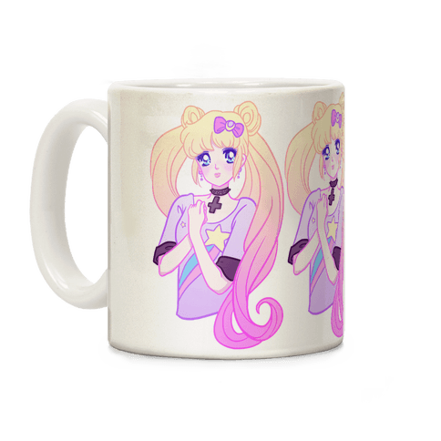 Dream Moon Parody Coffee Mug