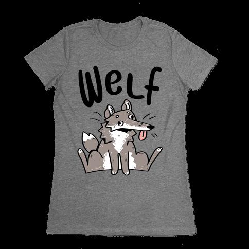 Welf Womens T-Shirt