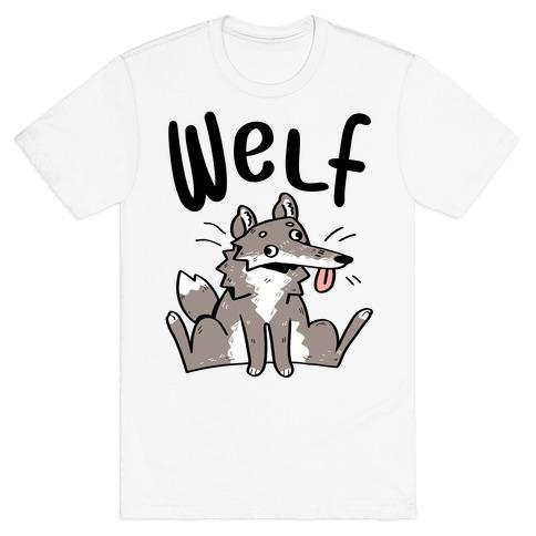 Welf Mens/Unisex T-Shirt