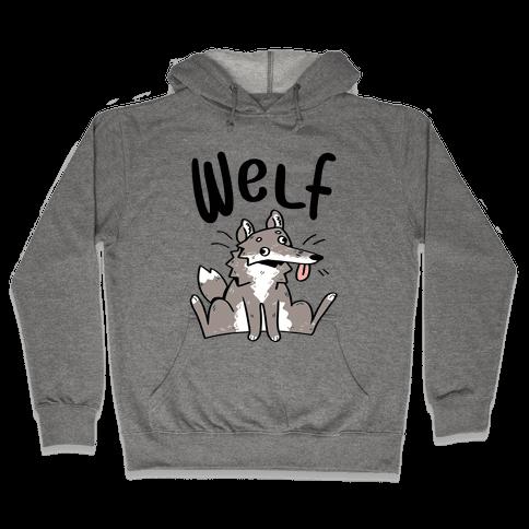 Welf Hooded Sweatshirt