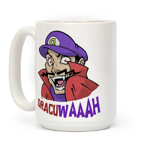 DracuWAAAH Coffee Mug