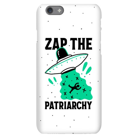 Zap the Patriarchy Phone Case