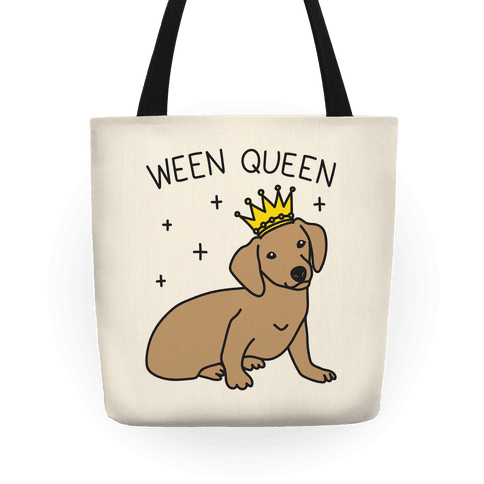 Ween Queen Tote