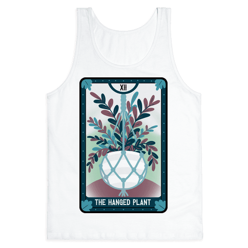 The Hanged Plant Tank Top