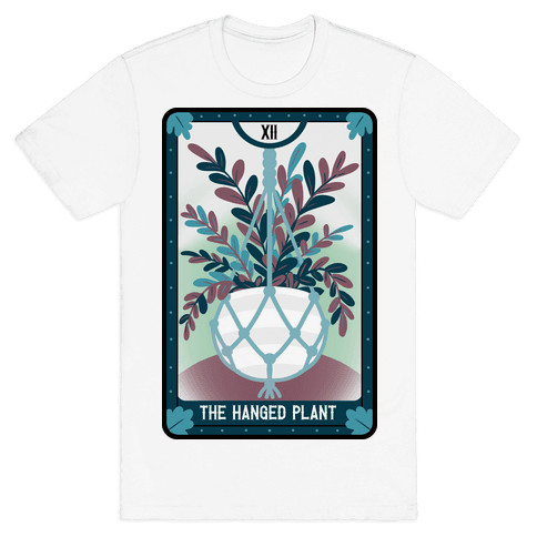 The Hanged Plant Mens/Unisex T-Shirt