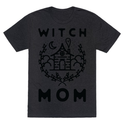 Witch Mom T-Shirt