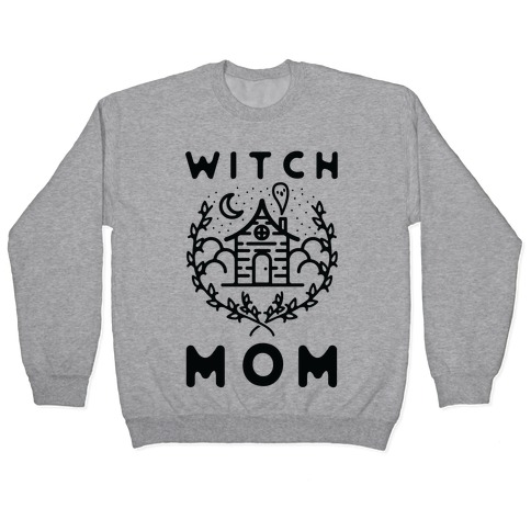 Witch Mom Pullover