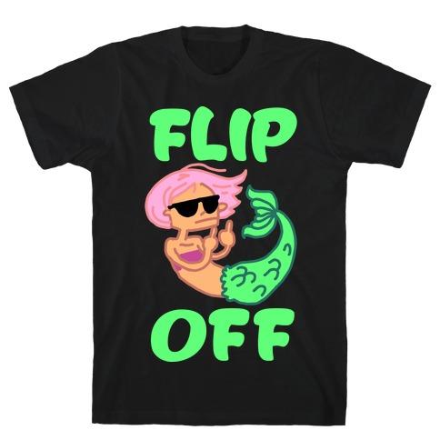 Flip Off T-Shirt