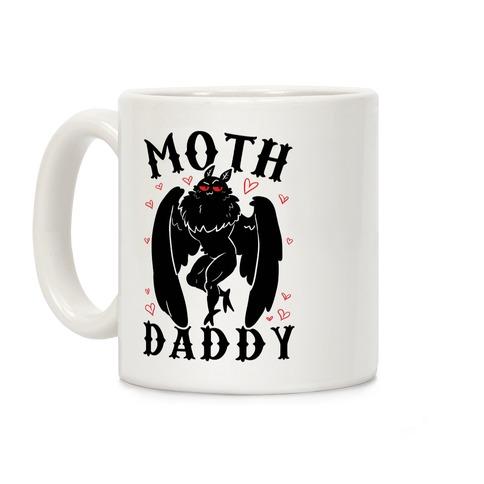 Moth Daddy Coffee Mug
