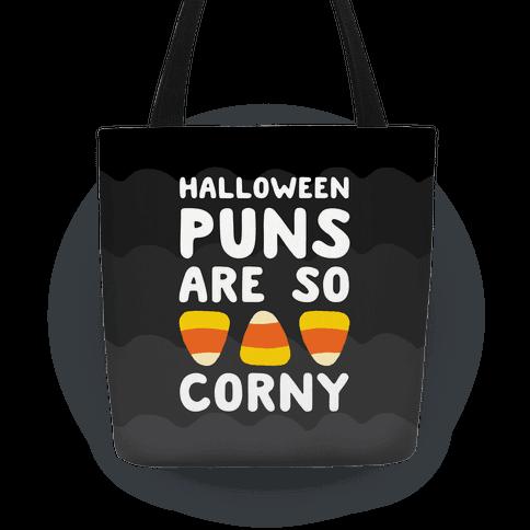 Halloween Puns Are So Corny
