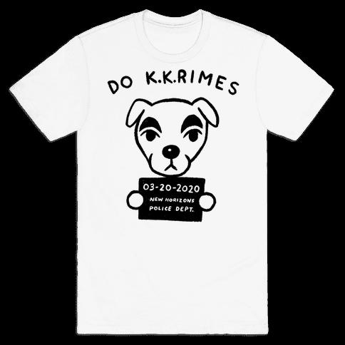Do K.K.rimes KK Slider Parody Mens/Unisex T-Shirt