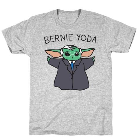 Bernie Yoda T-Shirt