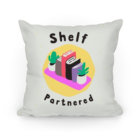 Shelf Partnered Pillow