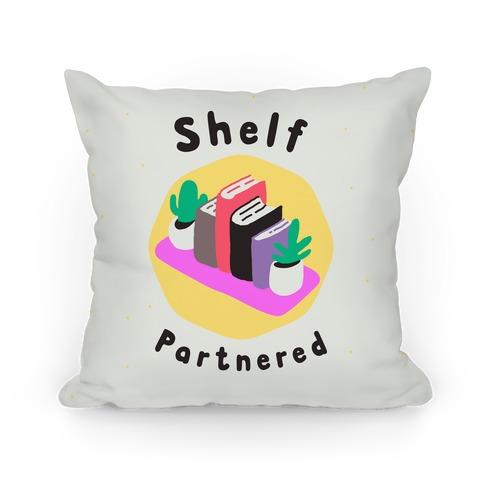Shelf Partnered  Pillow