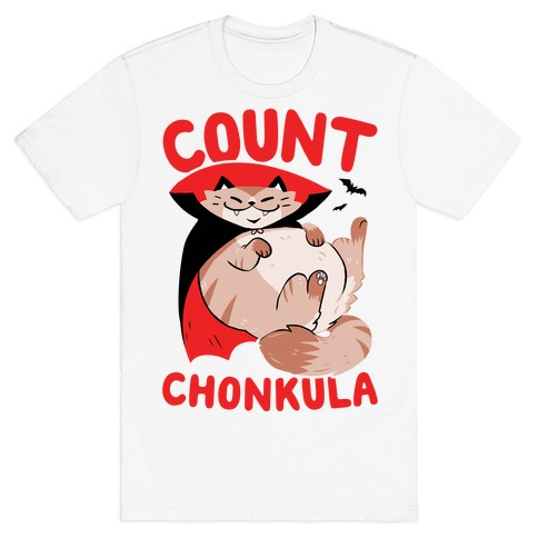 Count Chonkula T-Shirt