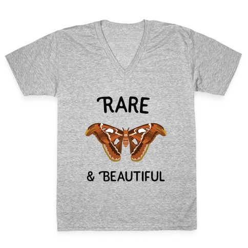 Rare & Beautiful V-Neck Tee Shirt