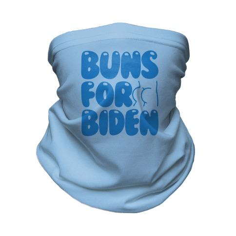 Buns For Biden Neck Gaiter