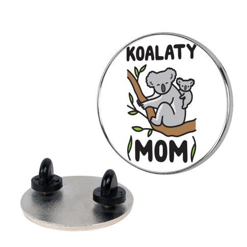 Koalaty Mom Koala Pin