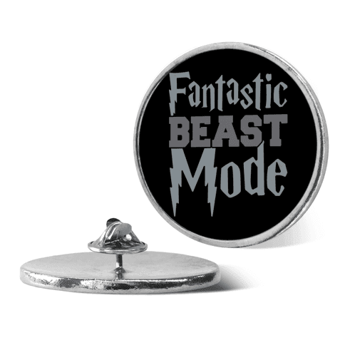 Fantastic Beast Mode Parody pin