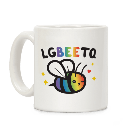 LG-Bee-TQ Coffee Mug