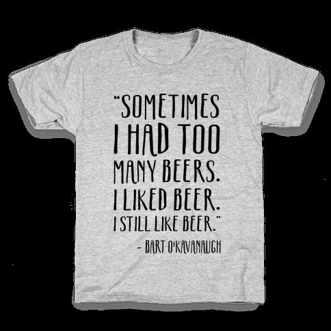 I Still Like Beer Kids T-Shirt