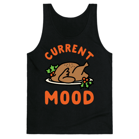 Current Mood Turkey Tank Top