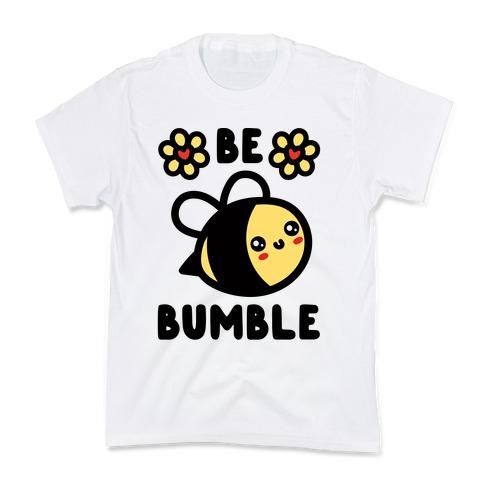 Be Bumble Kids T-Shirt