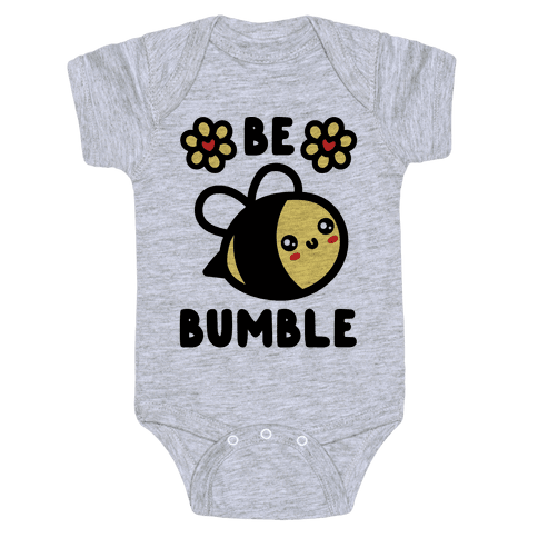 Be Bumble Baby Onesy