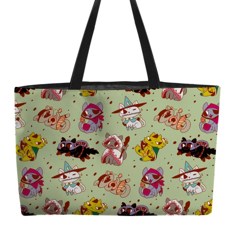 Warrior Cats  Weekender Tote